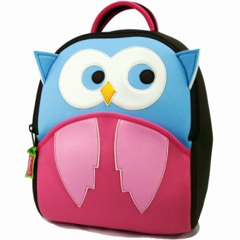 Hoot Backpack of Dabbawalla Bags