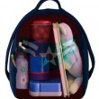 Inside Dabbawalla Bags Backpack