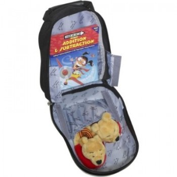 Inside Cuties and Pals Backpack