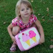 Toddler with Dolce and Panna Lunch Box