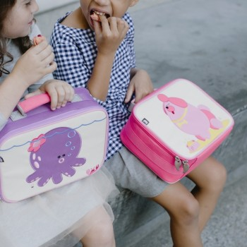 Penelope and Pocchari Lunch Boxes